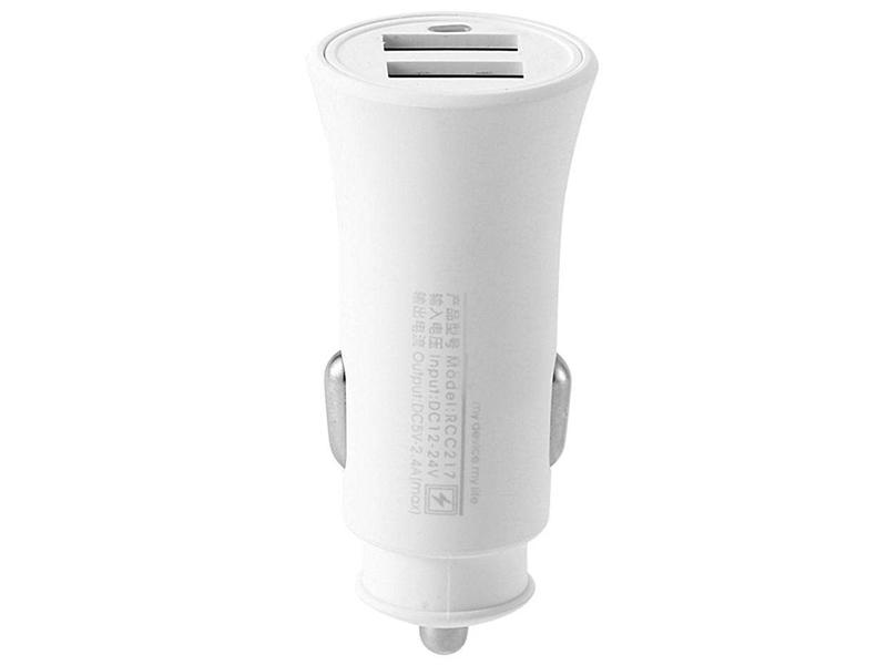 Зарядное устройство Remax Rocket RCC217 White 110567