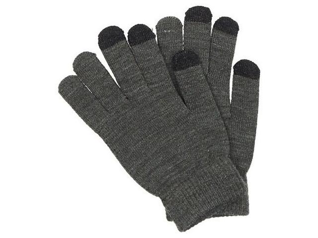 Теплые перчатки для сенсорных дисплеев Territory р.UNI 1714