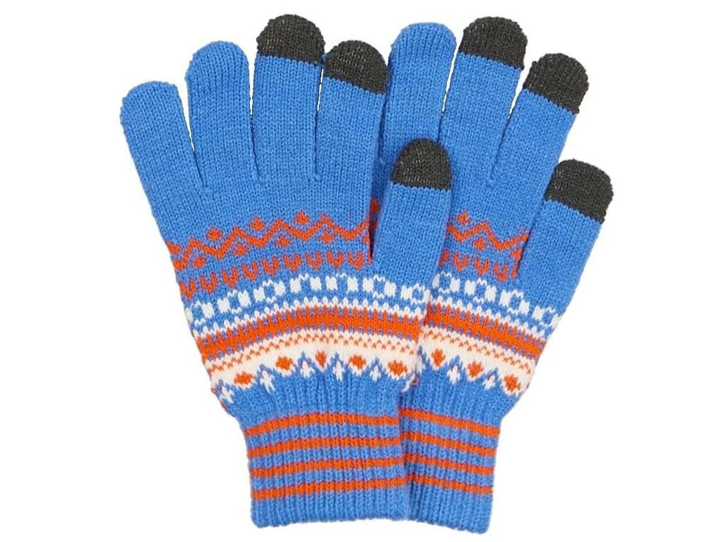 Теплые перчатки для сенсорных дисплеев Territory р.UNI 1515