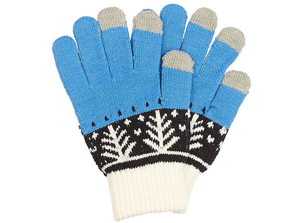 Теплые перчатки для сенсорных дисплеев Territory р.UNI 1115