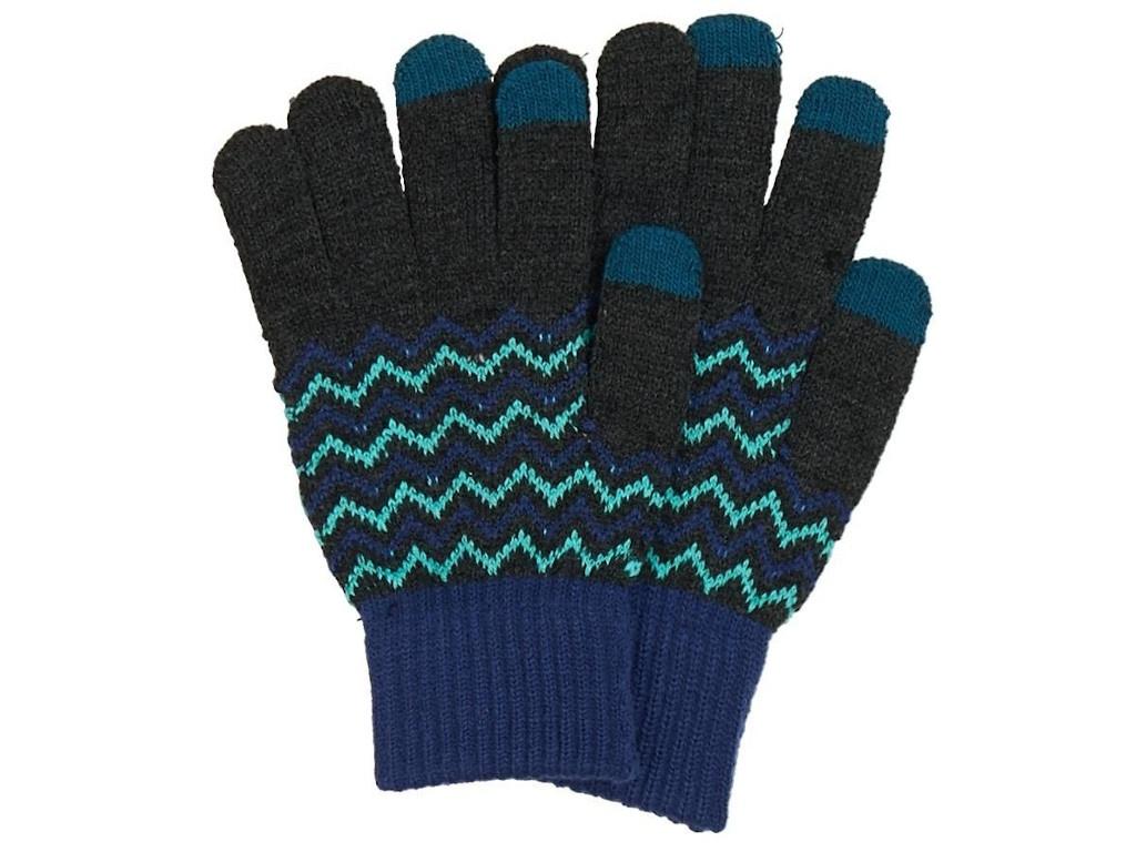 Теплые перчатки для сенсорных дисплеев Territory р.UNI 0114