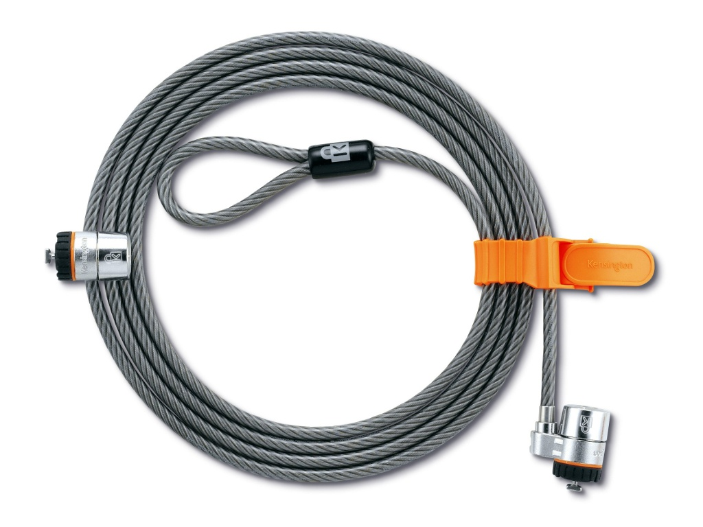 Аксессуар Замок Dell Security Lock Kensington Microsaver Keyed Twin Kit 461-10053