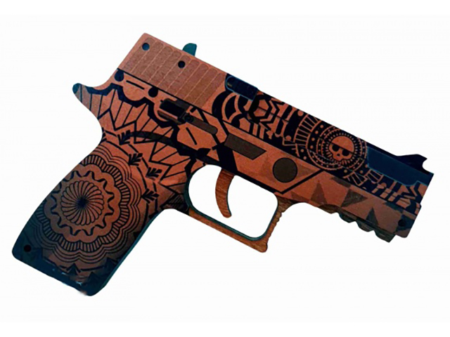 Пистолет Maskbro P250 Покойник CS:CO 56577 подвес diffusor p250 15