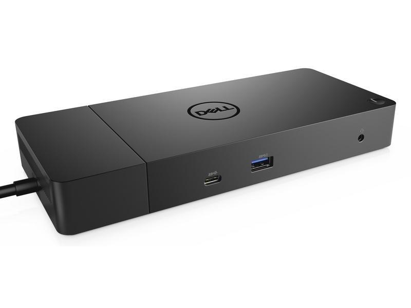 Аксессуар Dell Docking Station WD19 с поддержкой USB-C WD19-2250
