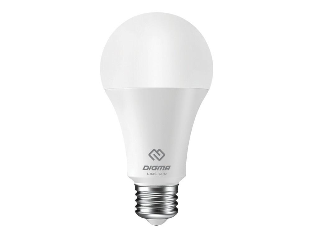 Лампочка Digma DiLight N1 E27 8W 110-250V 4000K 850Lm Daylight 1118520