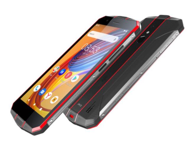 Сотовый телефон Haier Titan T1 Black-Red сотовый телефон haier p10 td0026346ru