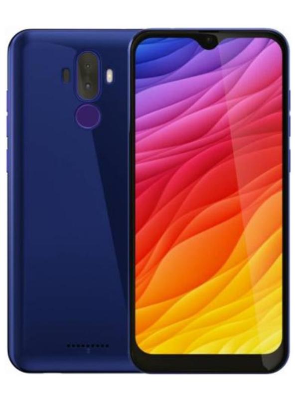 Сотовый телефон Haier I6 Infinity Blue