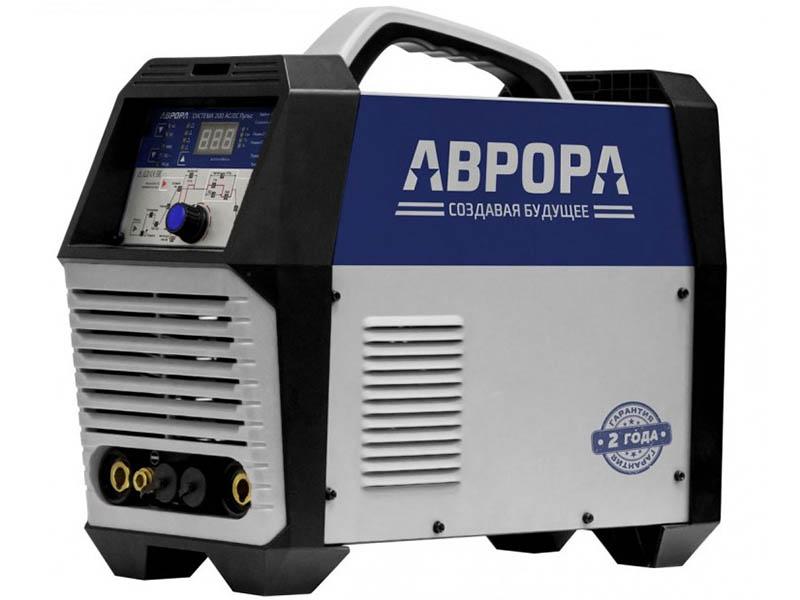 цена на Сварочный аппарат Aurora СИСТЕМА 200 ПУЛЬС (TIG, MMA)