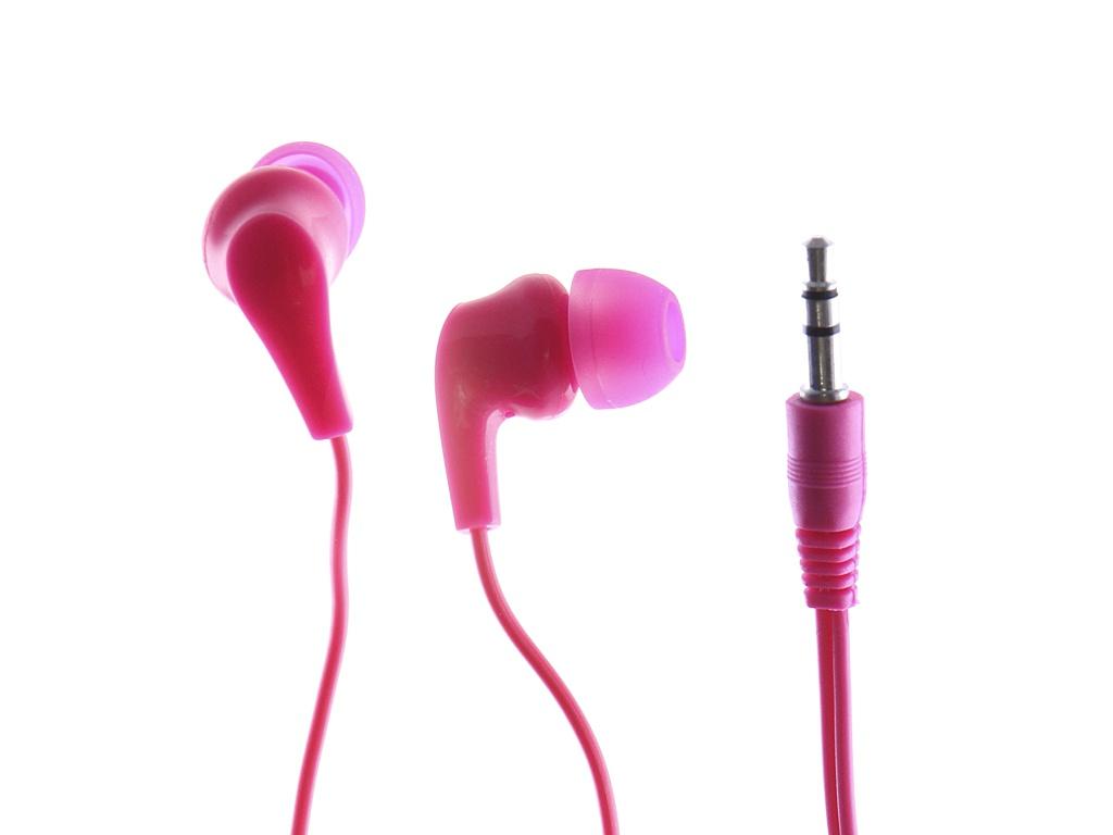 Наушники Perfeo Nova Pink PF_A4928