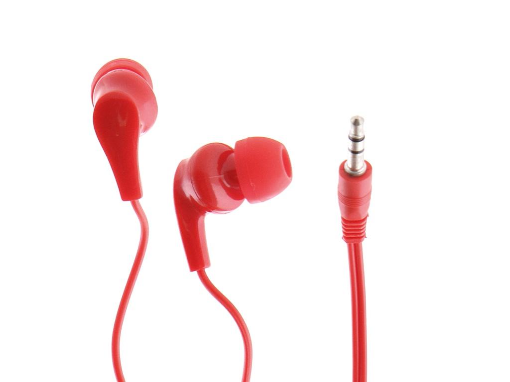 Наушники Perfeo Nova Red PF_A4926 — Nova