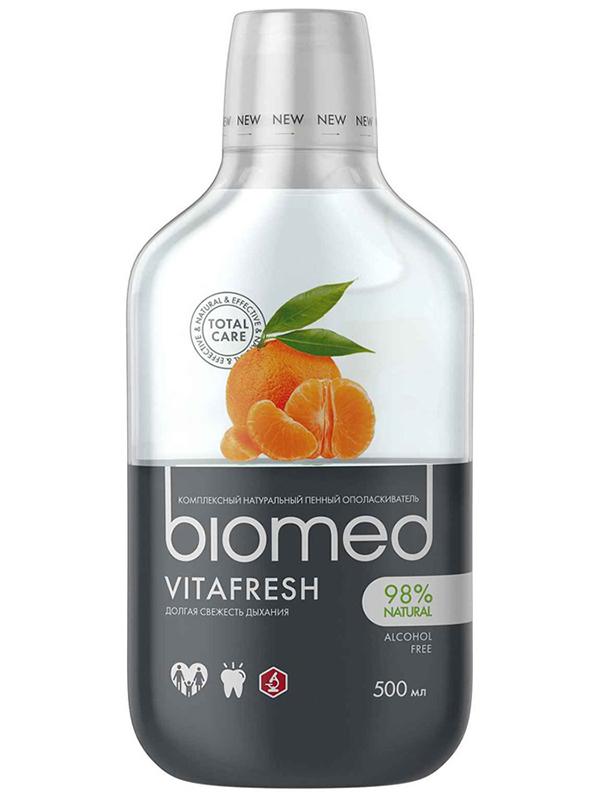 Ополаскиватель для полости рта Biomed Vitafresh 500ml 109.03154.0101