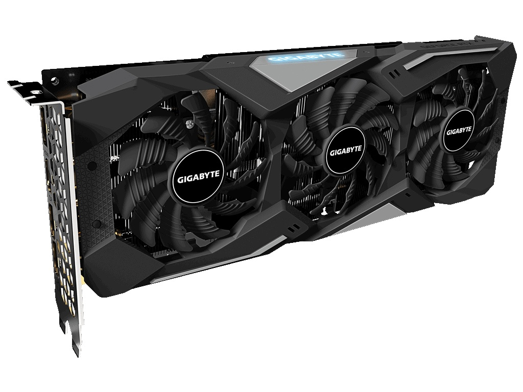 Видеокарта GigaByte GeForce RTX 2060 Super Gaming OC 8G 1815Mhz PCI-E 3.0 8192Mb 14000Mhz 256-bit USB-C HDMI 3xDP GV-N206SGAMING OC-8GD
