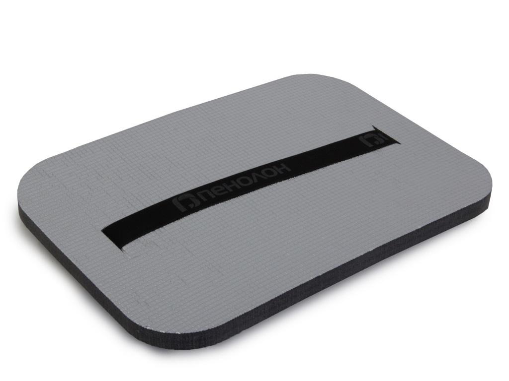 цена на Сидушка Larsen 350x240x15mm металлизированная