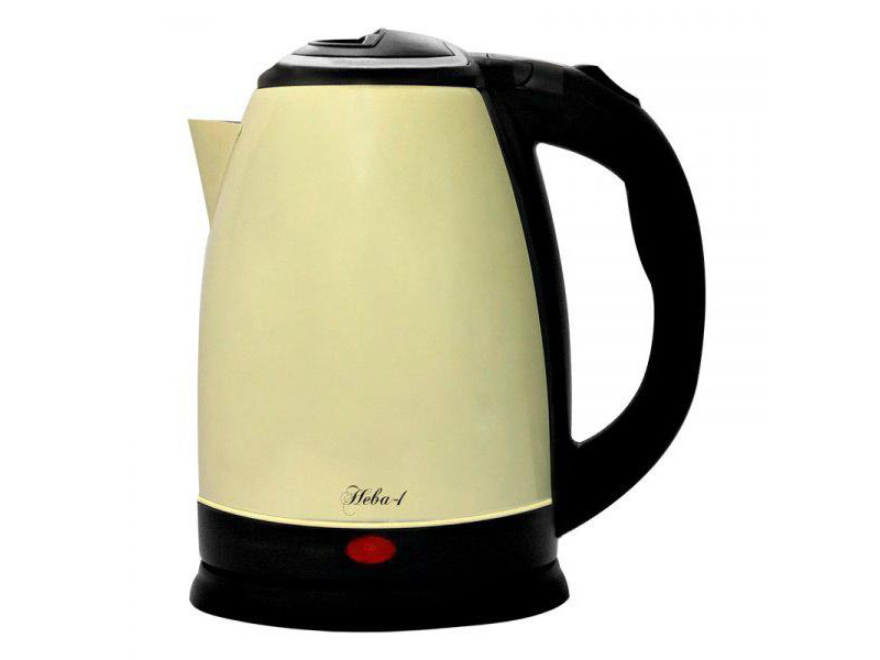 Чайник Великие Реки Нева-1 Yellow