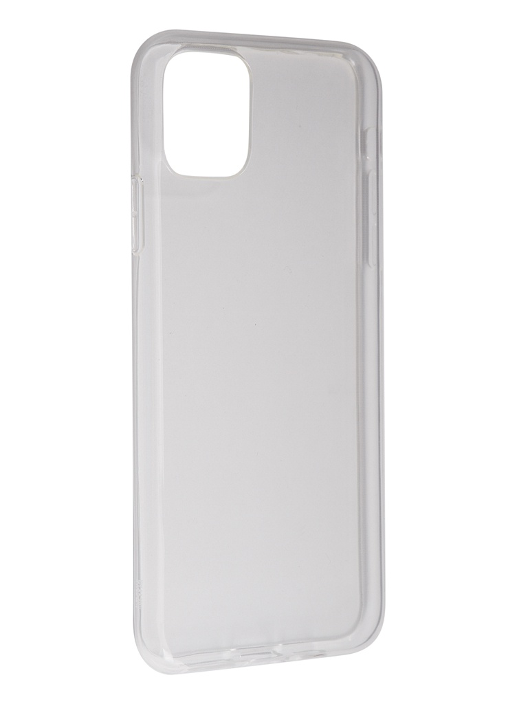 Чехол Svekla для APPLE iPhone 11 Pro Max Silicone Clear SV-AP11PROM-WH