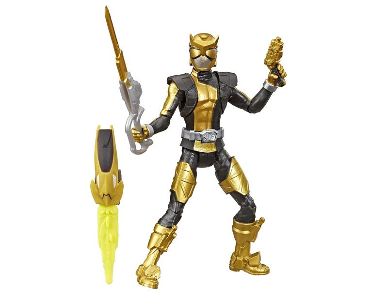 Игрушка Hasbro Золотой Рейнджер с боевым ключом