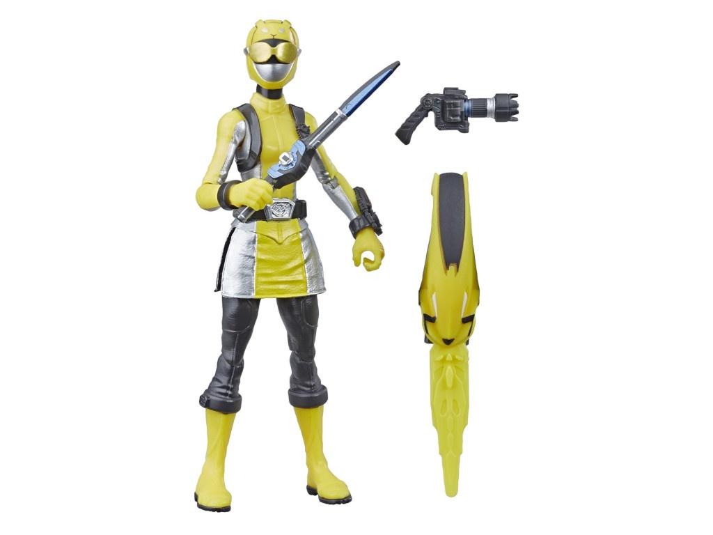 Игрушка Hasbro Yellow Rangers 15cm E5943ES0