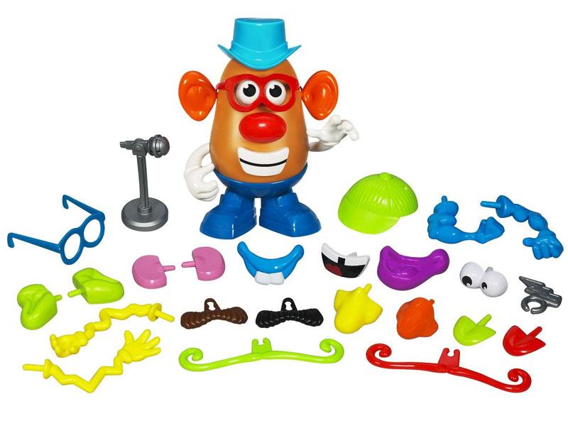 Игрушка Hasbro Чудной Кейс Картофельной головы 36404EU4