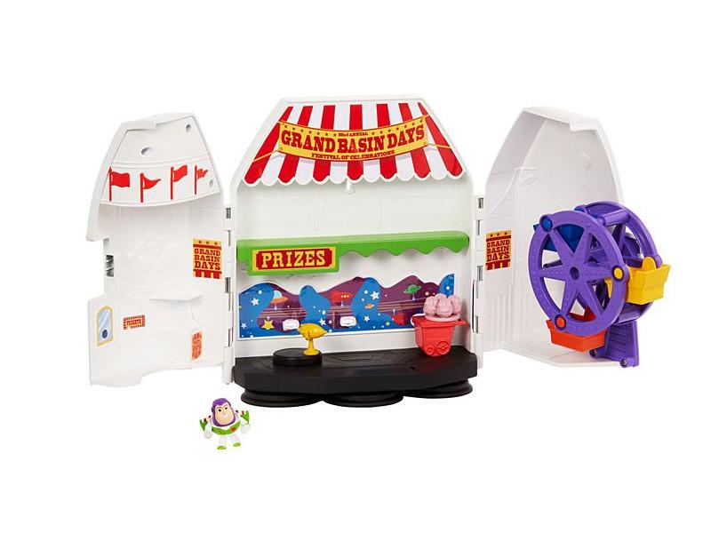 Игровой набор для мини-фигурок Mattel Toy Story 4 GCY87