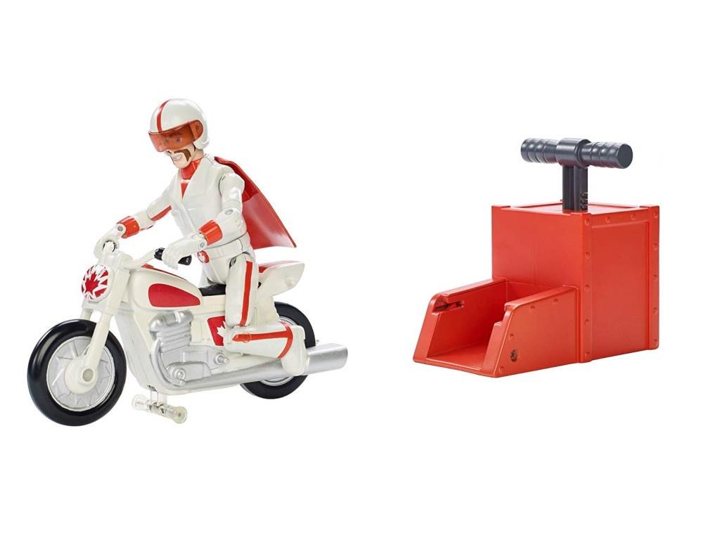Игровой набор Mattel Toy Story 4 Canuck & Boom Bike GFB55