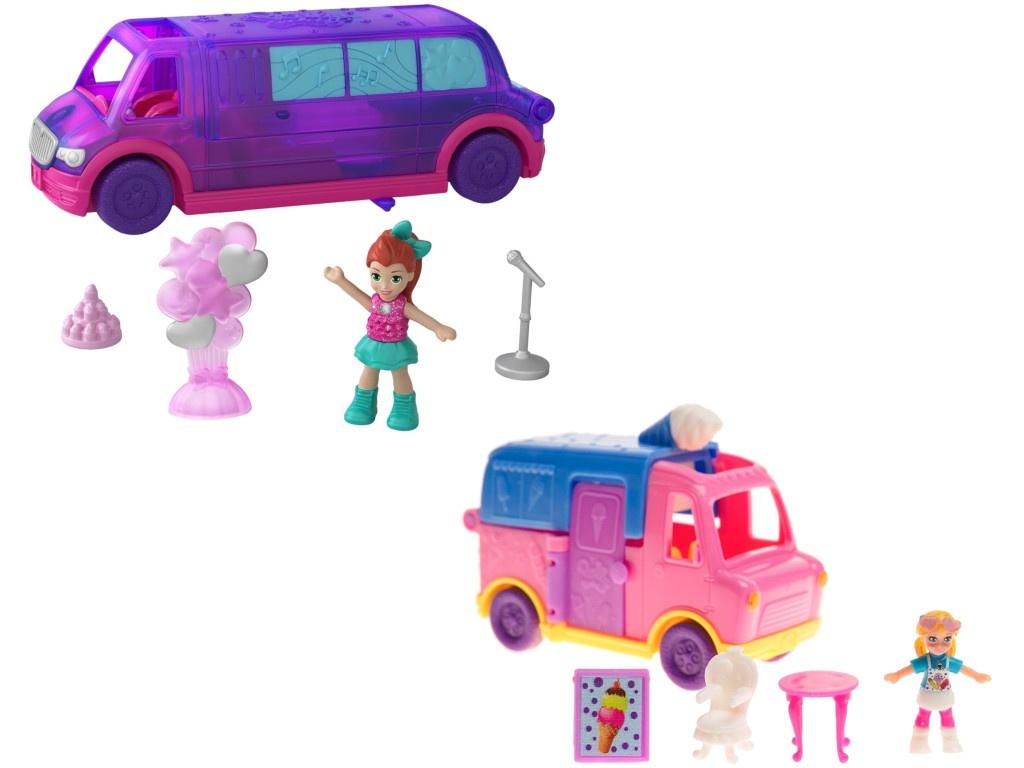 Игровой набор Mattel Polly Pocket GGC39
