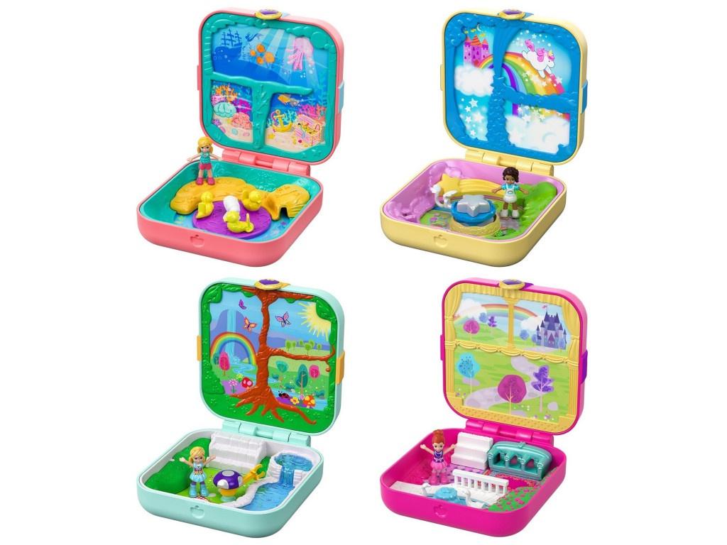 Игровой набор Mattel Polly Pocket Мини-мир GDK76 ()