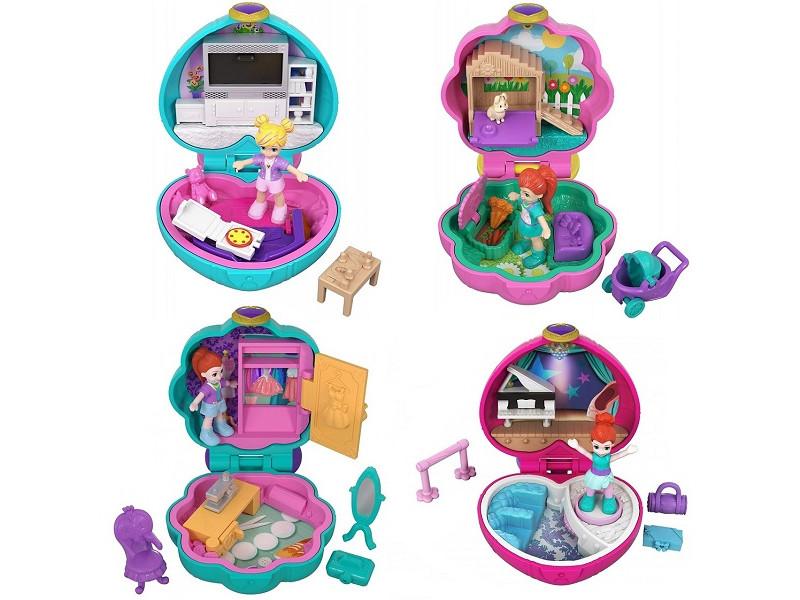 Игровой набор Mattel Polly Pocket FRY29 ()