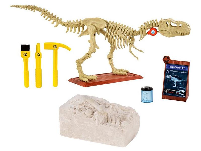 Игра Mattel Jurassic World Раскопки FTF12
