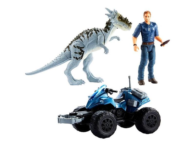 Игровые наборы с героями фильма Mattel Jurassic World GCV77 ()