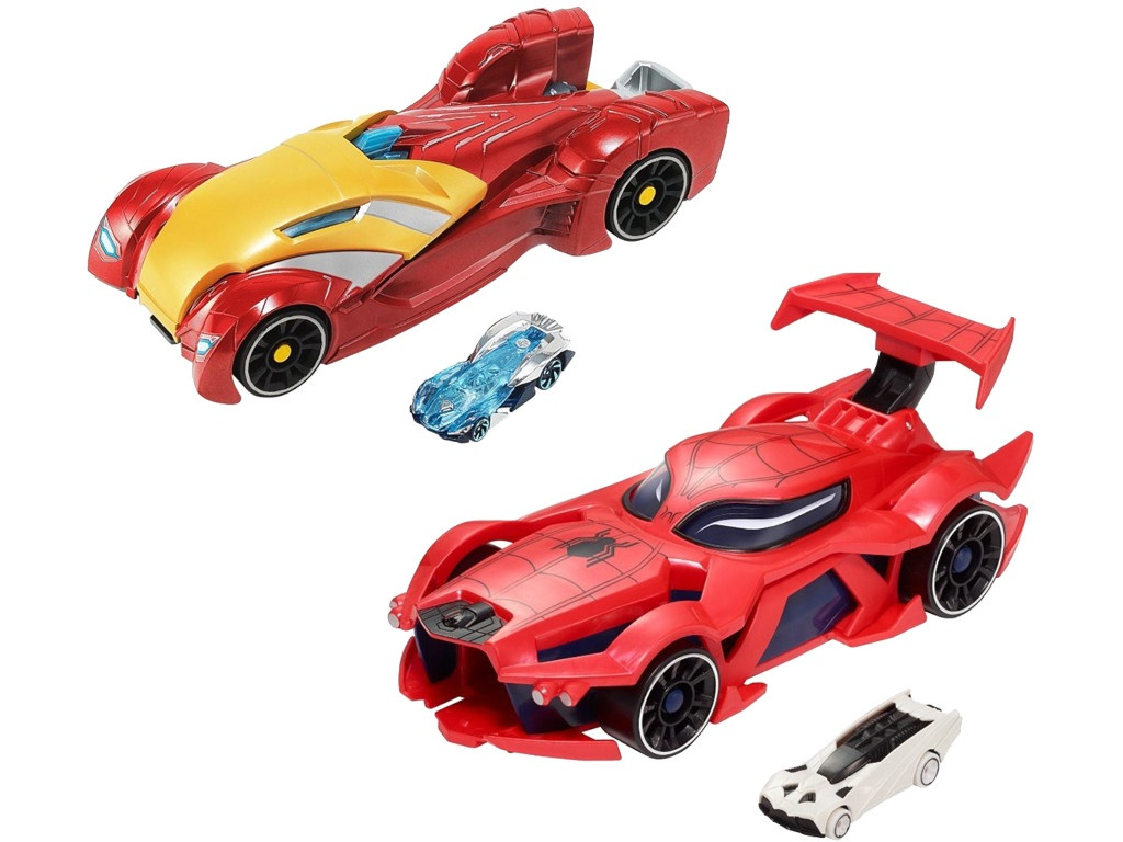 Игрушка Mattel Hot Wheels Marvel GFN84 ()