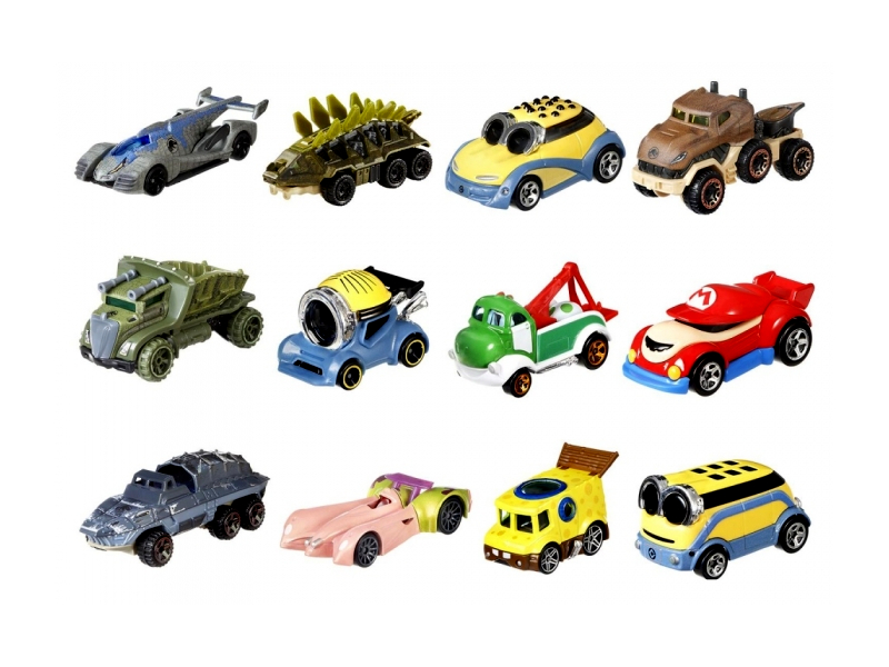 Игрушка Mattel Hot Wheels DMH73 ()
