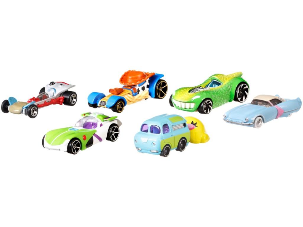Mattel Hot Wheels История игрушек 4 GCY52