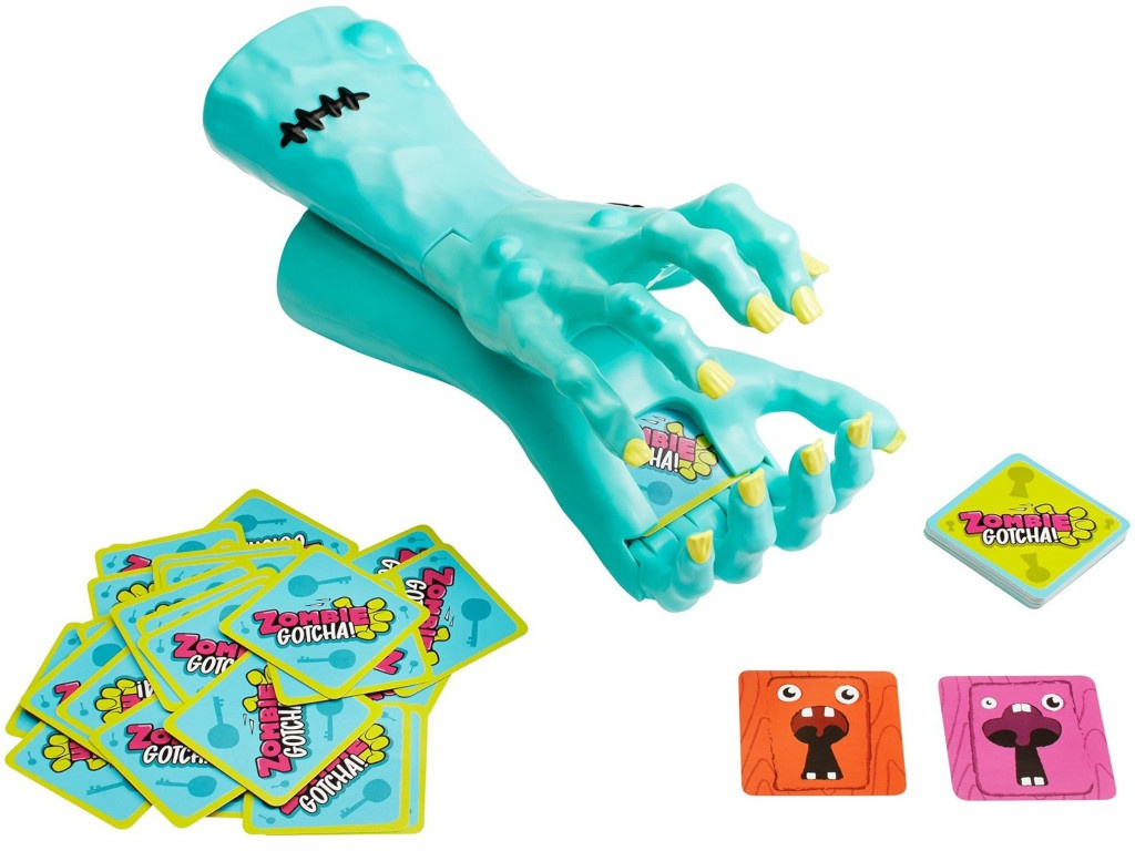 Настольная игра Mattel Зомби Рука GFG17