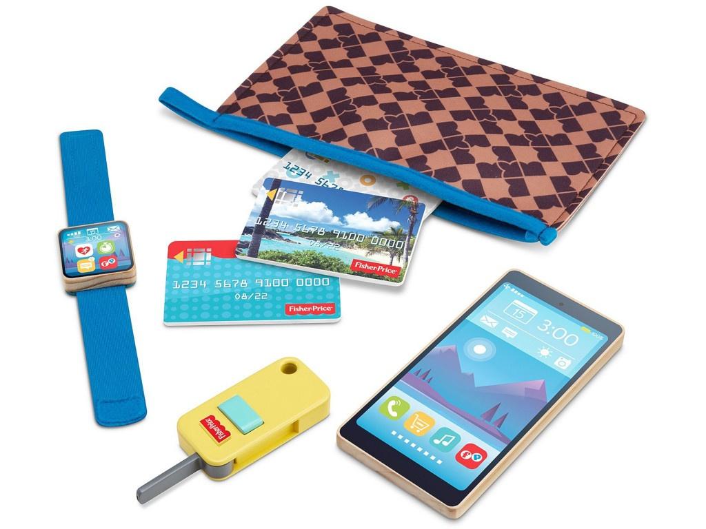 Игровой набор Mattel Fisher-price Бизнесмен GGT58