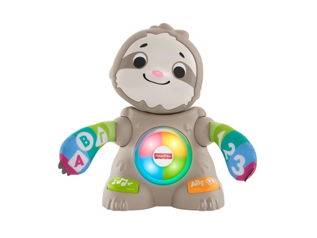 Игрушка Mattel Fisher-price Танцующий Ленивец GHY96