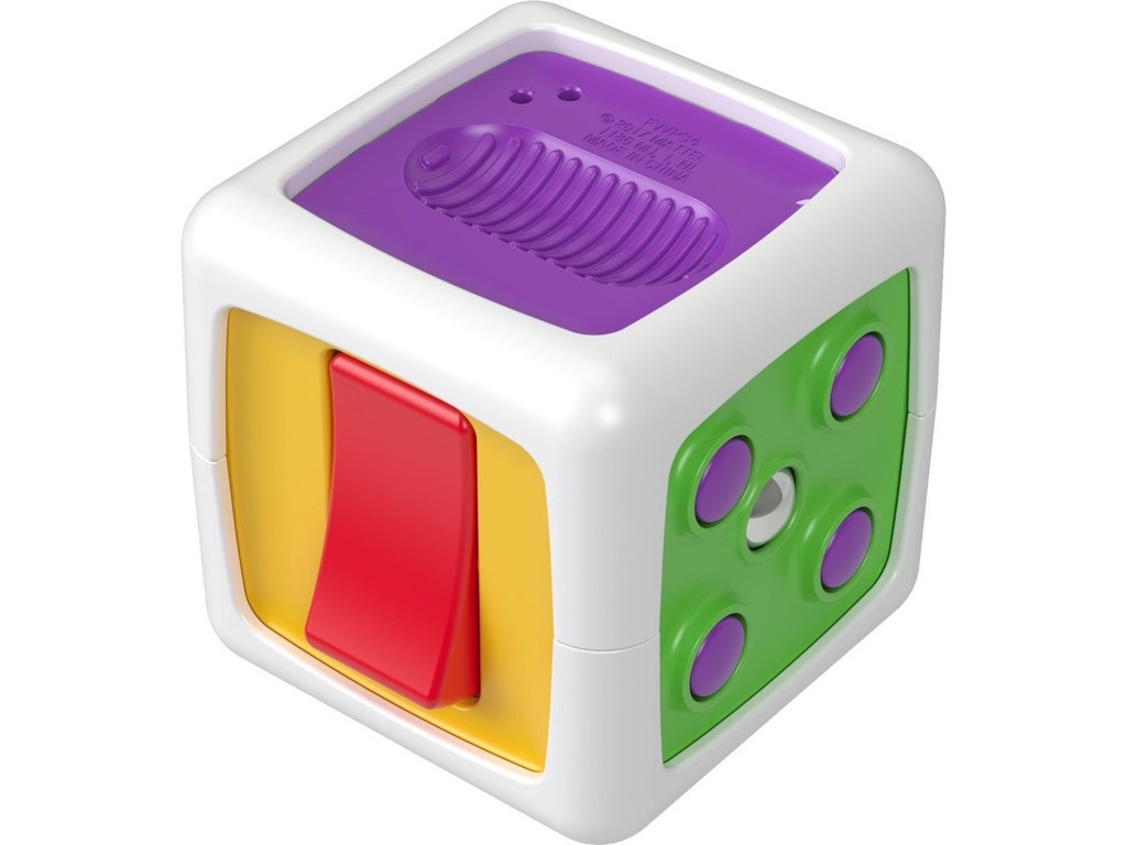 Кубики Mattel Fisher-price Непоседа FWP34