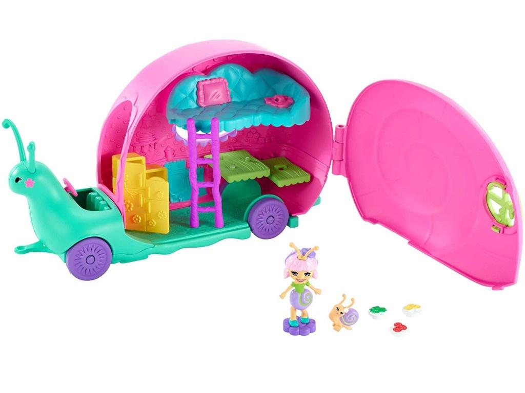 Игровой набор Mattel Enchantimals Дом улитки GCT42