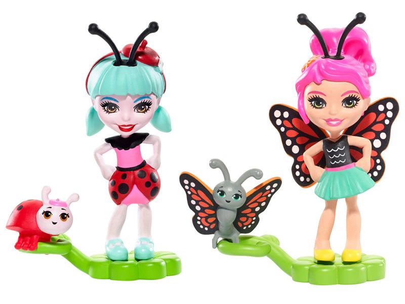 Кукла Mattel EnchantimalsДрузья букашки FXM86