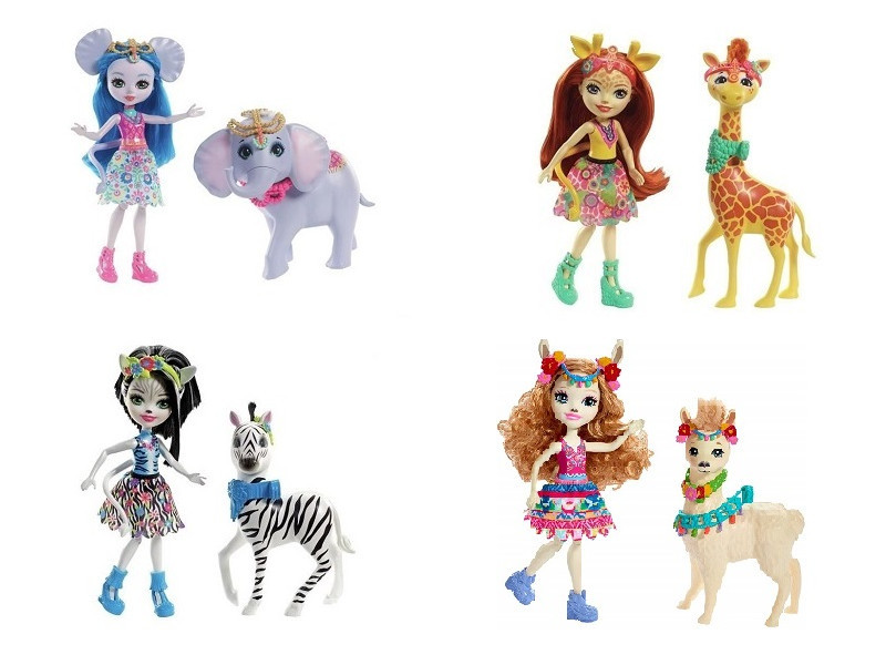 Кукла Mattel Enchantimals FKY72 ()