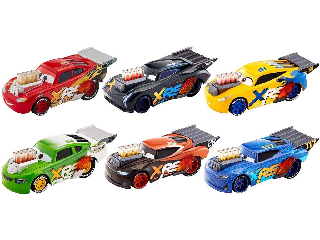 Игрушка Mattel Cars Экстримальные тачки GFV33 ()