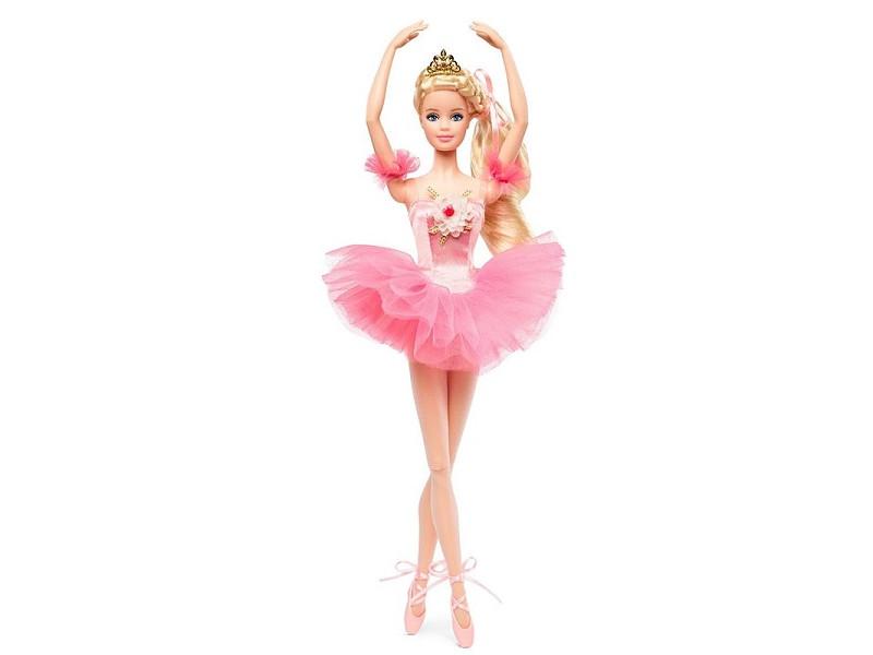 Кукла Mattel Barbie Звезда балета DVP52 кукла barbie fashionistas 57