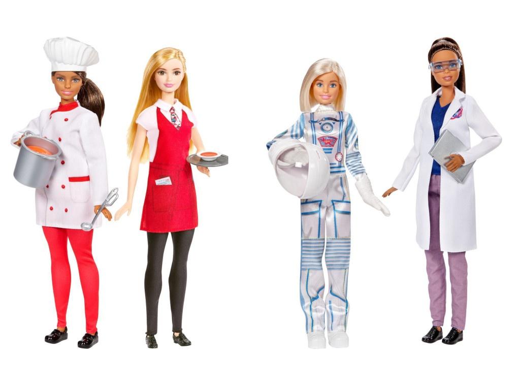 Кукла Mattel Barbie Друзья FCP64 ()