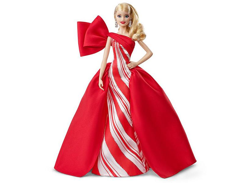 Кукла Mattel Barbie Праздничная блондинка FXF01 миска псковский гончар праздничная