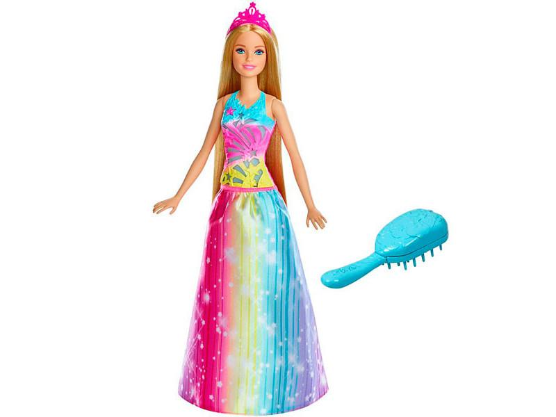 Кукла Mattel Barbie Принцесса Радужной бухты FRB12 ()