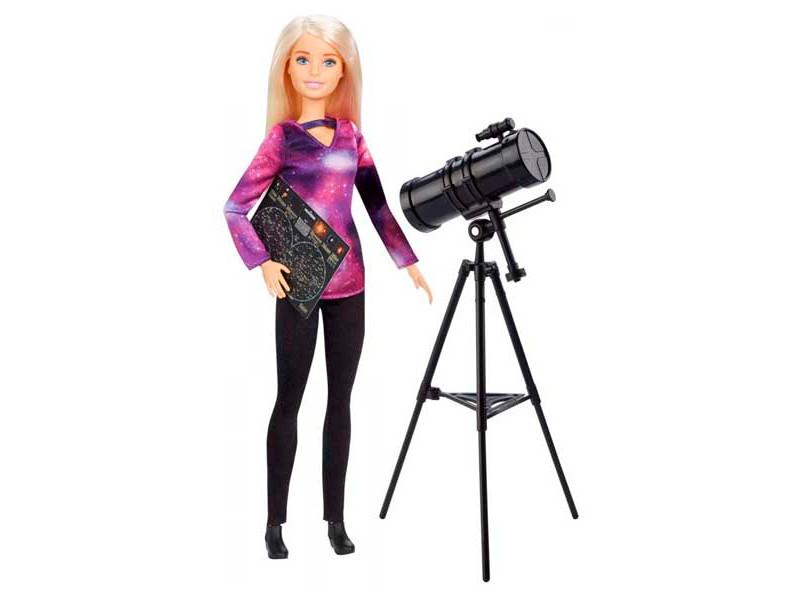 Кукла Mattel Barbie Nat Geo Астронавт GDM47
