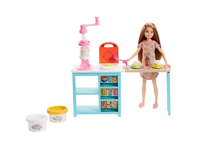 Кукла Mattel Barbie Завтрак со Стейси FRH74