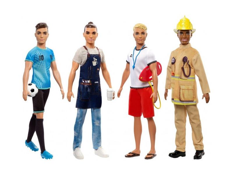 Кукла Mattel Barbie Кен FXP01 () кукла barbie fashionistas 57
