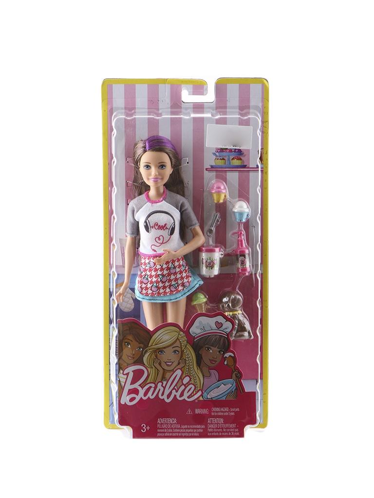 Кукла Mattel Barbie Сестры и щенки FHP61