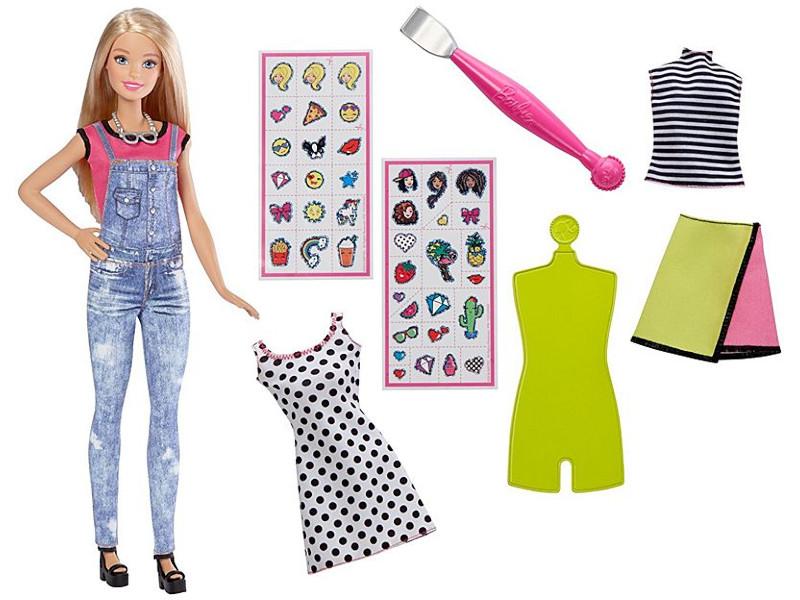 Кукла Mattel Barbie Emoji DYN93 ()