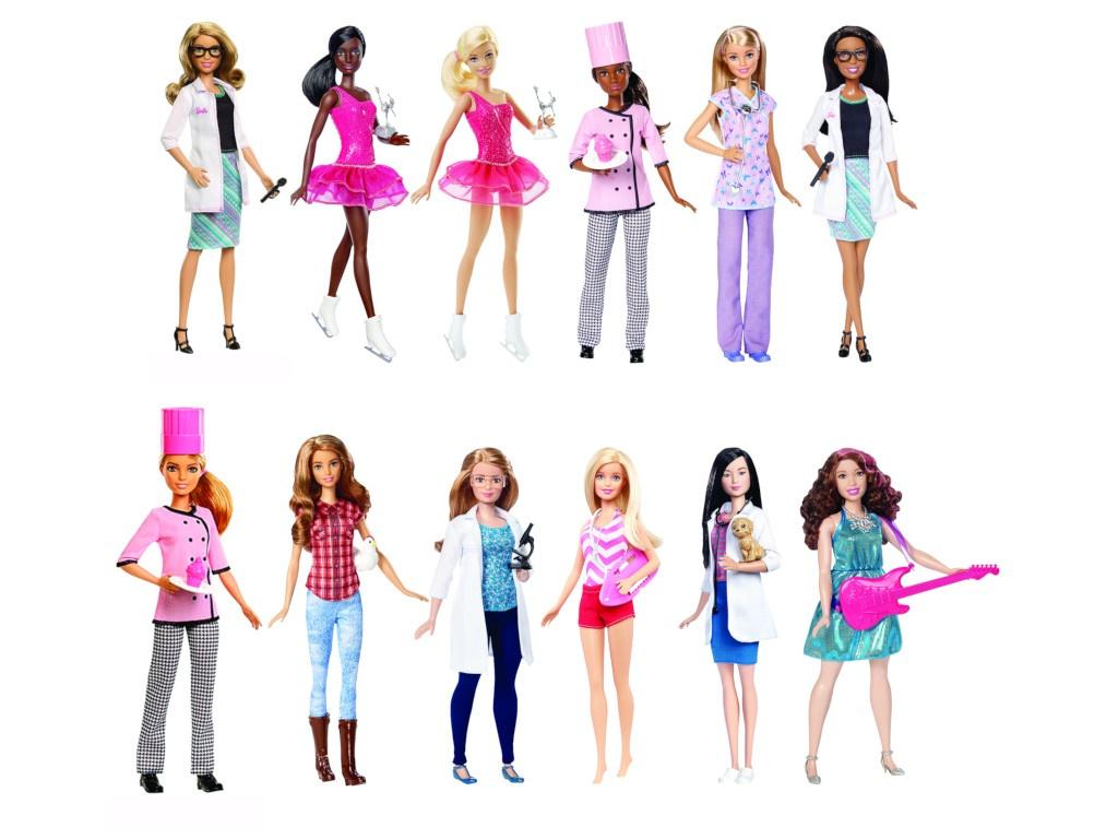 Кукла Mattel Barbie DVF50 ()